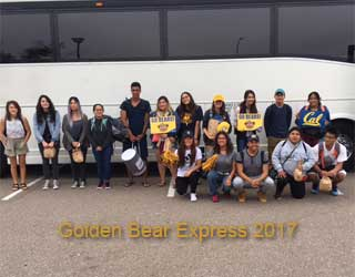 2017 Golden Bear Express