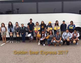 2017 Golden Bear Express